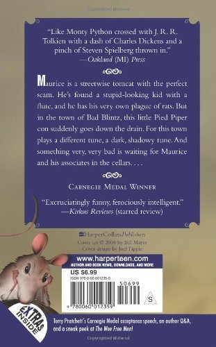 The Amazing Maurice and His Educated Rodents (Discworld) [Mass Market Paperba...