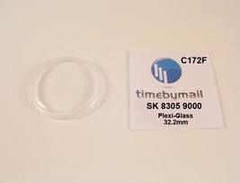 Watch Crystal For SEIKO 8305 9000  SEA LION M77 Plexi-Glass New Spare Pa... - $18.79