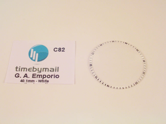 Primary image for FOR ARMANI EMPORIO WATCH REPLACEMENT GLASS CRYSTAL FITS 40.1 Spare Part C82