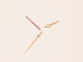 NEW!! FOR ENICAR FITS ETA 2836 WATCH REPLACEMENT GOLD HANDS H11B - $18.79