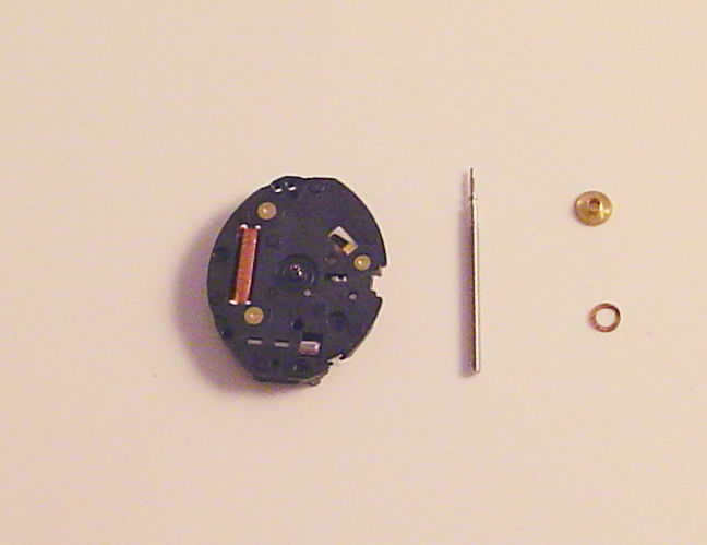 New Watch Quartz Movement SEIKO VX11 EPSON CORP Replacement Mechanism Stem MS13
