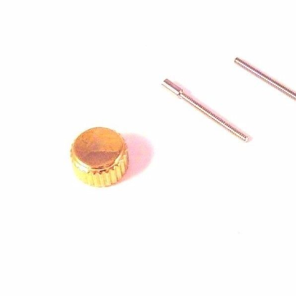 Crown Winder Stem extension Watch parts movements Stainless steel 3.5mm      A3B