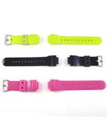 New Mens Ladies Casio G SHOCK AW582 Original Watch Band Strap Black Pink... - $24.56