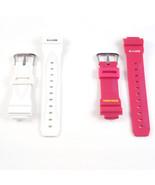 Mens Ladies Casio G SHOCK GLX6900 G-GLIDE Original Watch Band Strap Pink... - $24.40