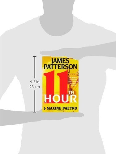 11th Hour (Women's Murder Club) [Hardcover] [May 07, 2012] Patterson, James a...