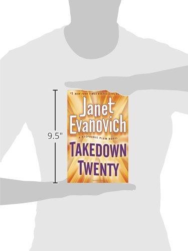 Takedown Twenty (Stephanie Plum) [Hardcover] [Nov 19, 2013] Evanovich, Janet