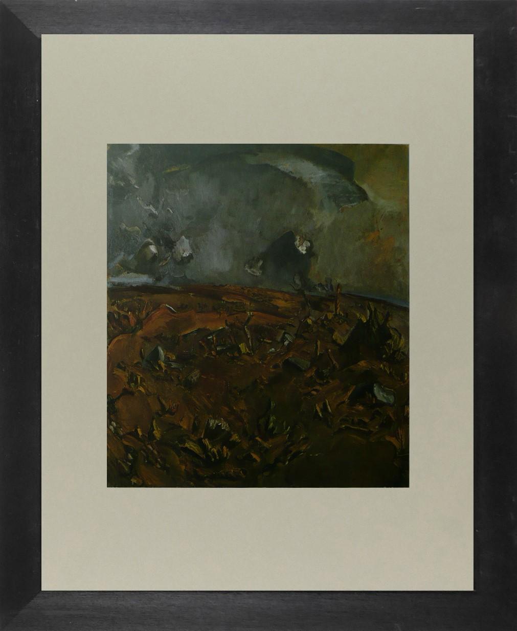 Landscape - Vera Nilsson - Framed Picture 11 x 14
