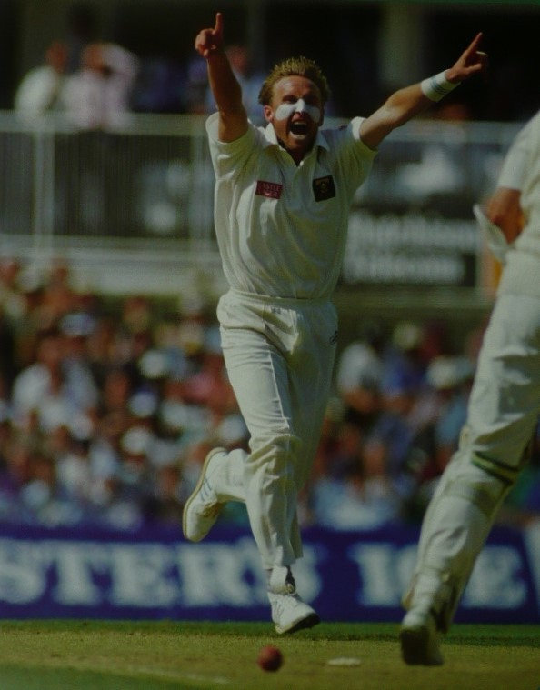 Allan Donald (Cricket) - Framed Picture 11 x 14