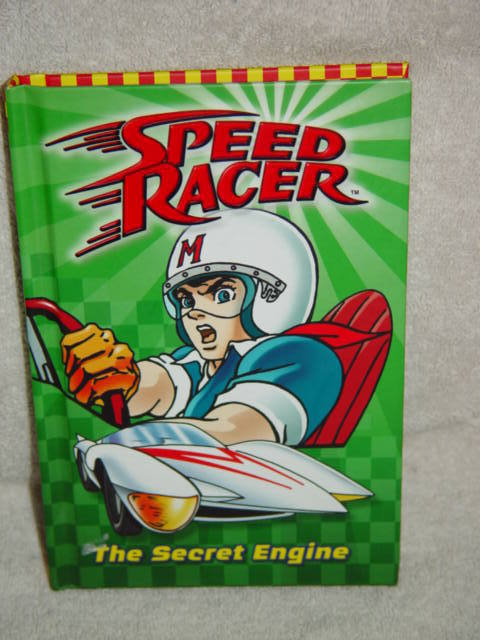 Speed Racer: The Secret Engine Vol. 3 by Chase Wheeler (2008, Hardcover)