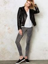 Victoria's Secret Trend Legging Acid Wash Black... - $19.99