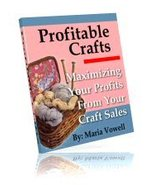 Profitable Crafts Vol. 1 - ebook - $0.79