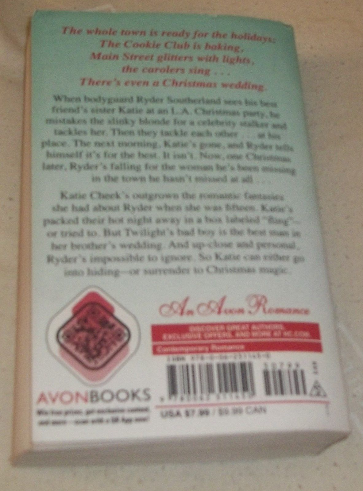 A Wedding for Christmas: A Twilight, Texas Novel by Lori Wilde (2016 Paperback)
