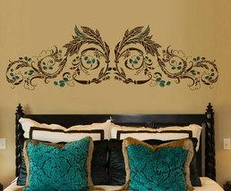 Wall Stencil Cordoba - reusable stencils for walls - great for DIY decor - $44.95