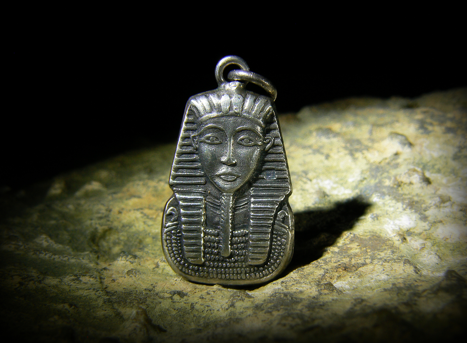 Primary image for IZIDA DARK ART EGYPTIAN MAGICK POWERS of SPHINX HAUNTED Powerful Antique Amulet