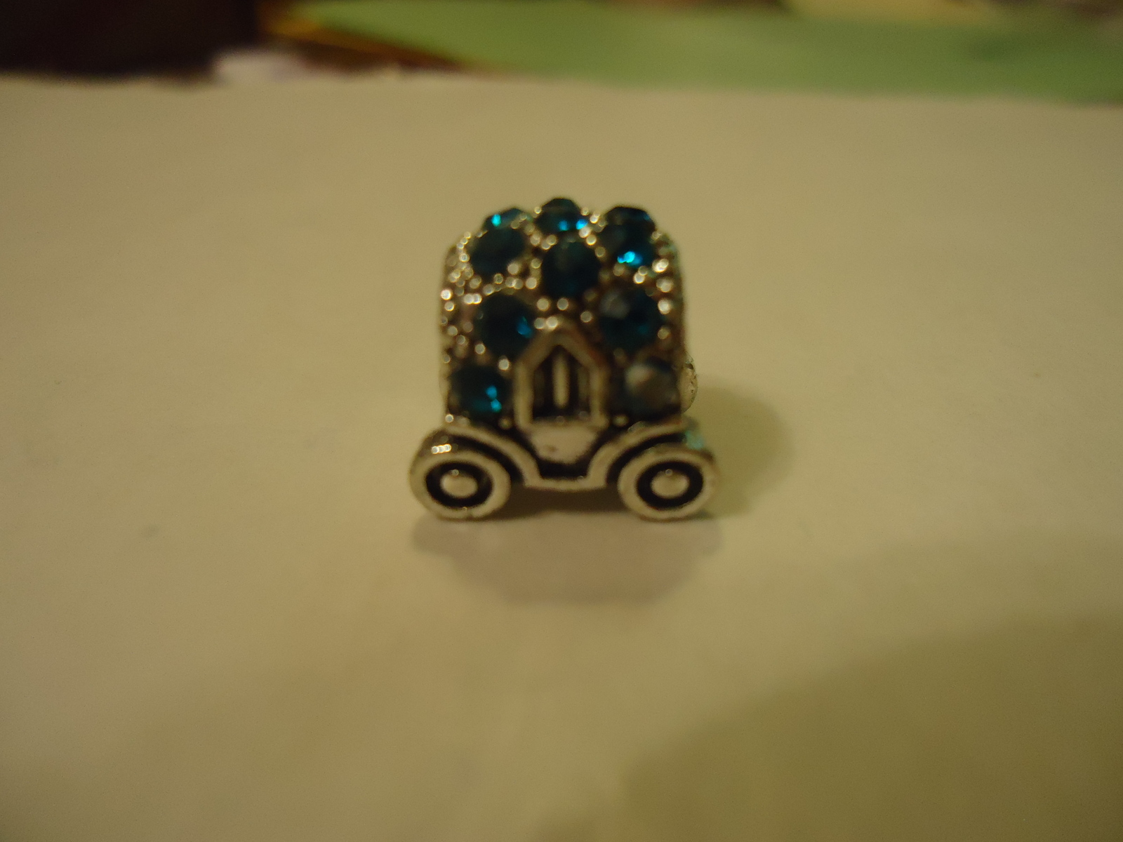 Primary image for CARRIAGE BEAD FOR BRACELET     C/S & H AVAILABLE  (437)
