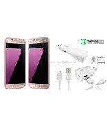 "Samsung Galaxy S7, ""Ultra Rare Pink Gold 32GB"" ... - $529.99"