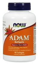 Now Adam Superior Multi Vitamin for Men 90 Softgels Healty Dietary Supplement - $44.26