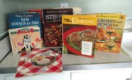 COOKBOOKS Lot of 10 Assorted Betty Crocker Better Homes & Gardens Family... - $9.74