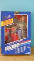 NEVER OUT OF BOX! 1991 GI Joe Hall Of Fame Duke 12 Inch Electronic Actio... - $27.70