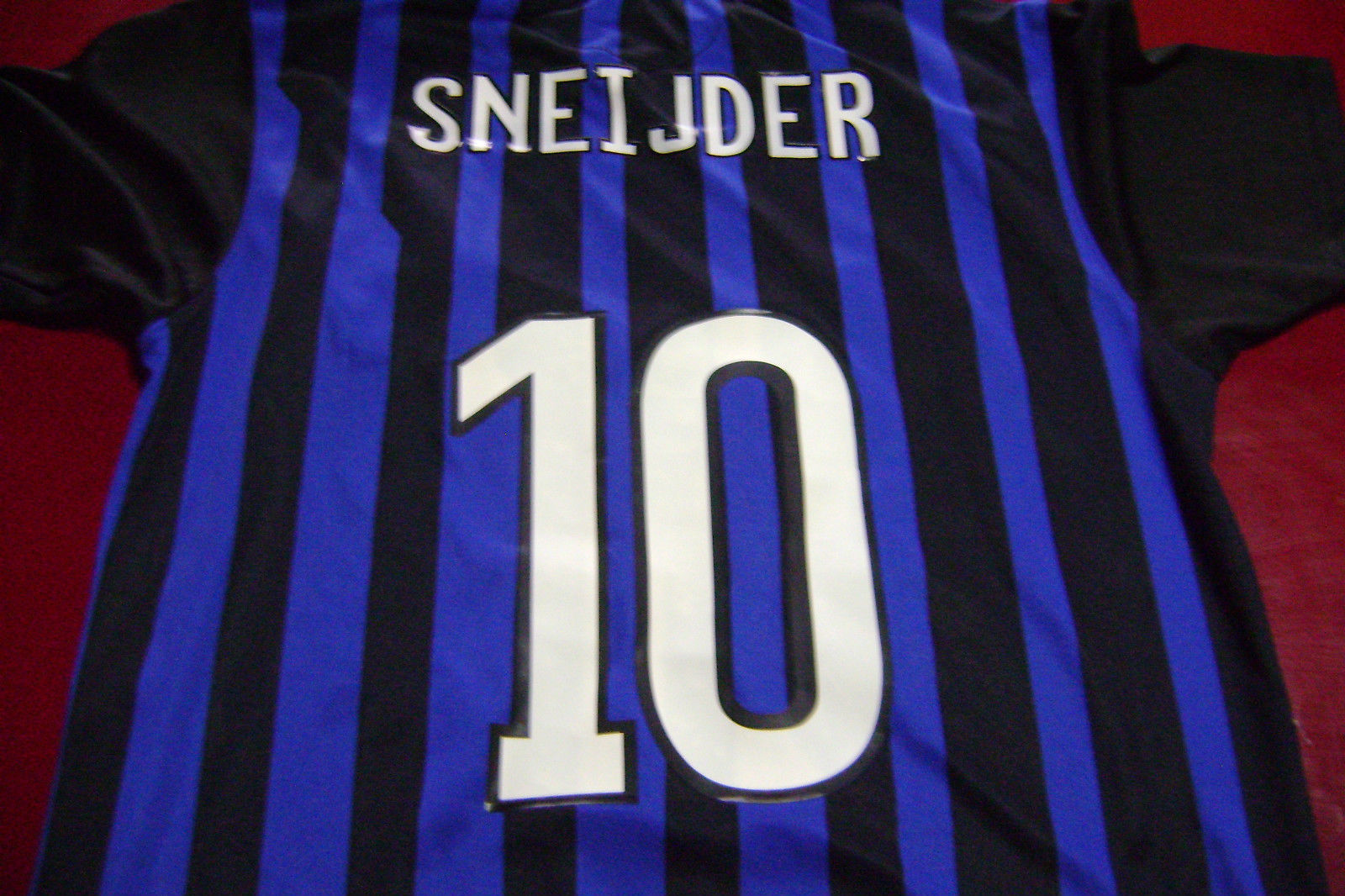 Primary image for Fantasy Repli.soccer jersey Inter Italy Sneijder size boys .(Canada)