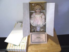 "Seymour Mann Limited Edition Collection Doll ""Jill"", 387/1200 Mint in Box - $45.82"