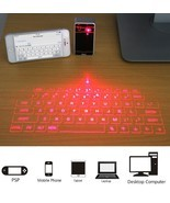 Portable Laser Projector Virtual Keyboard Mouse... - $48.99