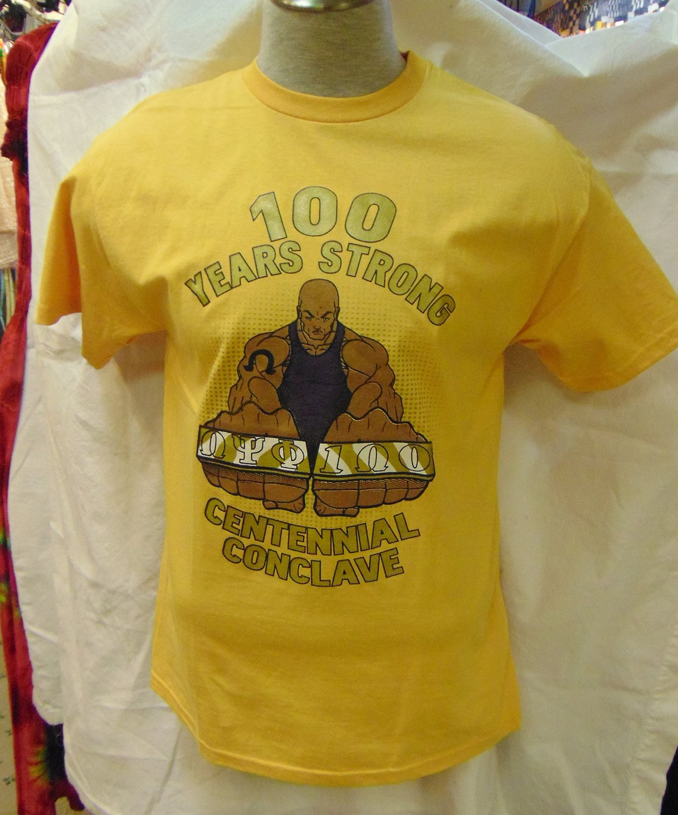 Primary image for Omega Psi Phi Fraternity Large T-Shirt