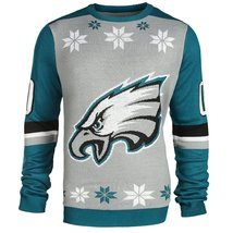 NFL Forever Collectibles Philadelphia Eagles Almost Right But Ugly Sweater - $807,59 MXN