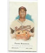 2006 Topps Allen and Ginter Mini #267 Frank Robinson NM-MT Orioles - $0.99