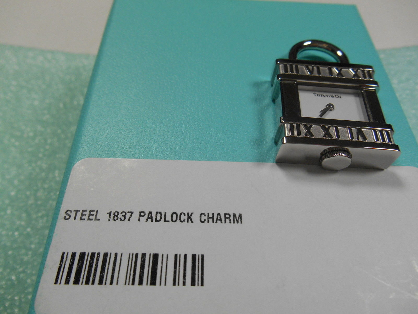 59a852995 NEW! Tiffany & Co Atlas Padlock Watch and 50 similar items