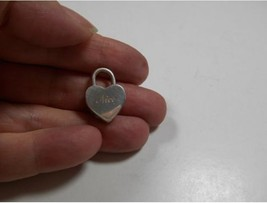 Tiffany & Co. Naughty / Nice Heart Lock Pendant - Opens - $196.42