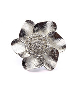RING / STRETCH / CRYSTAL STONE / 2 INCH WIDE / ... - $15.00