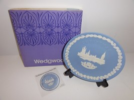 Wedgwood Jasperware Xmas Collection 1974 The House of Parliament /1969-7... - $33.12