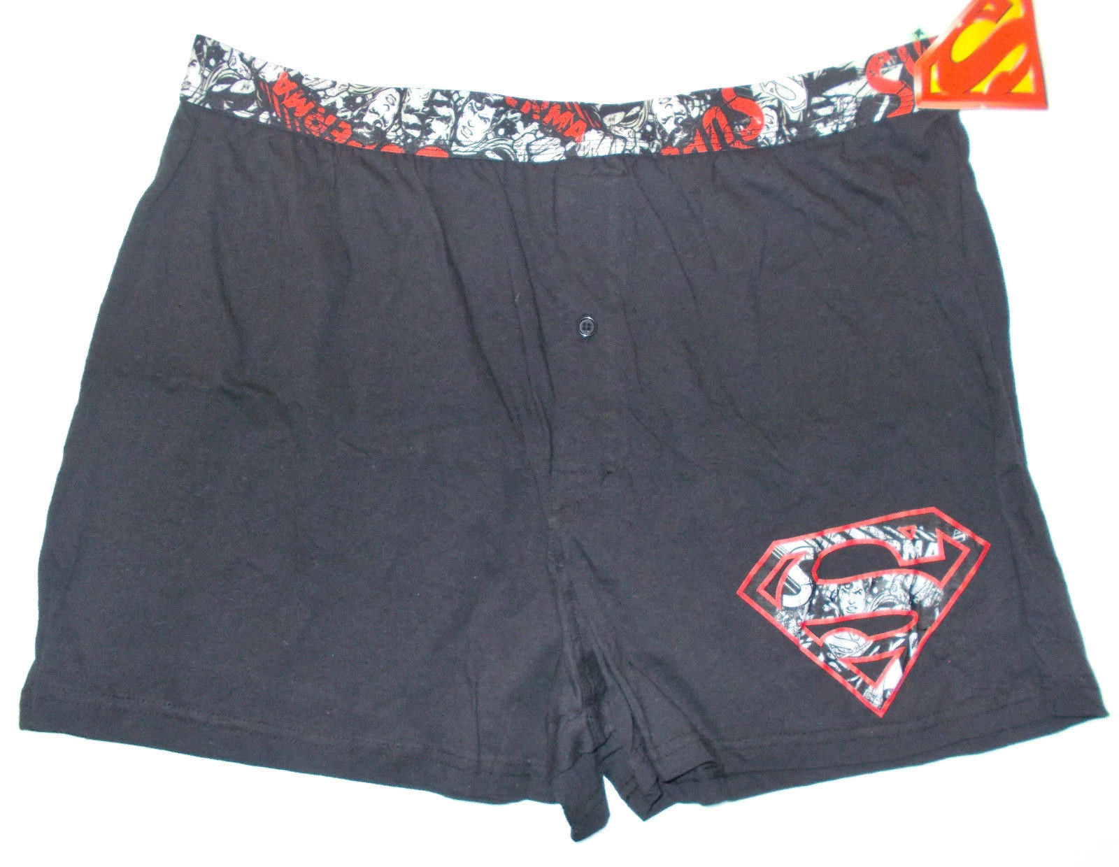 Primary image for Super-Man Mens Boxer Brief Sizes Small 28-30  NWT