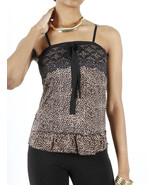 APPAREL / TANK TOP / ANIMAL PRINT / LEOPARD / L... - $19.99