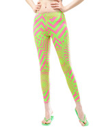 APPAREL / LEGGINGS / LIAN / STRETCH / ELASTIC W... - $19.99