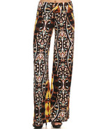 APPAREL / FLORAL AND MULTI PRINT / PALAZZO PANT... - $19.99