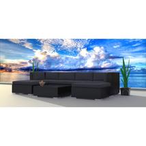 NEW! Modern Outdoor Backyard Wicker Rattan Sofa Sectional Couch Set - €3.088,52 EUR