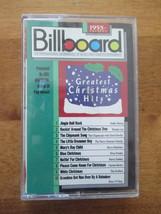 Cassette Tape  Billboard Greatest Christmas Hits (1955- Present)  $1.25 - $1.25