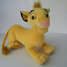 *Large* Simba Disney 'The Lion King' Cub Soft Plush Stuffed Animal Doll ... - $11.82