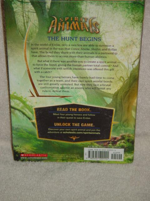 Spirit Animals: Hunted Bk. 2 by Maggie Stiefvater (2014, Hardcover)