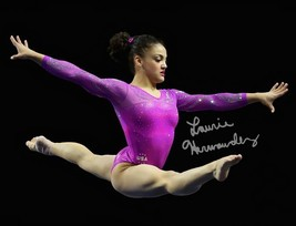 Laurie Hernandez Signed Photo 8X10 Rp Auto Autographed Olympic Gymnastics - $19.99
