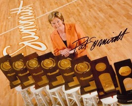 Pat Summitt Signed Photo 8X10 Rp Autographed Tennessee Lady Vols - $19.99