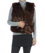 SCARF / RUSSIAN STYLE / SOFT FUR VEST / 22 INCH... - $25.00