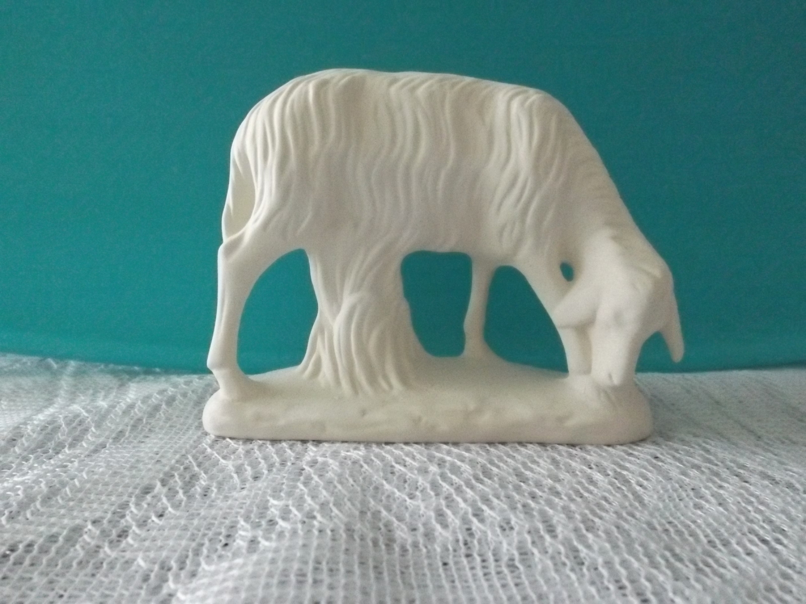 Primary image for D1 - Sheep Ceramic Bisque Ready to Paint, Unpainted, You Paint, U Paint