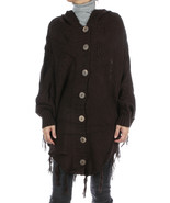 SCARF / BUTTON DOWN / HOODED PONCHO / TASSEL / ... - $25.00