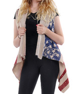 SCARF / STARS AND STRIPES / AMERICAN FLAG VEST ... - $25.00