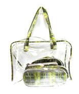 BAG ACCESSORY / JELLY / PURSE / TOP ZIPPER / 13... - $22.00
