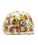 HAT AND CAP / FLORAL / STRAP BACK / MANHATTAN N... - $15.00