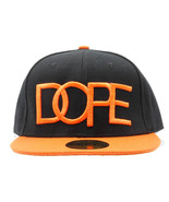 HAT AND CAP / SNAPBACK / FABRIC / MESSAGE / DOP... - $15.00